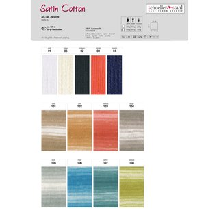 Satin-Cotton 50g